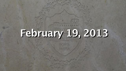 Thumbnail for entry NTHS Bd of Ed Meeting 2-19-2013