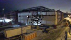 Thumbnail for entry January 2016 Construction Timelapse