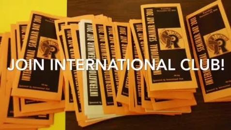 Thumbnail for entry International Club