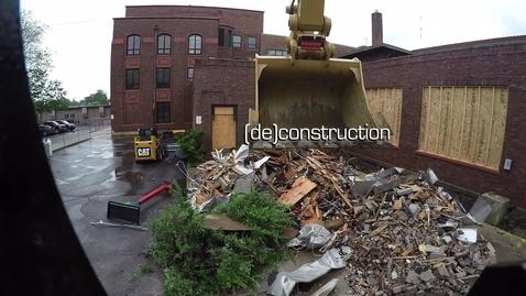 Thumbnail for entry (de)construction