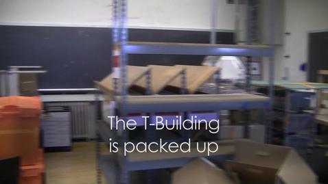 T-Building Closure & North Annex Opening