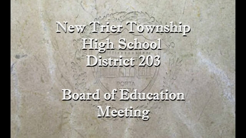 Thumbnail for entry NTHS Board of Ed Mtg 4-20-20.