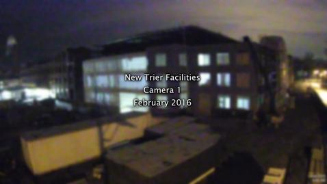 Thumbnail for entry February Timelapse