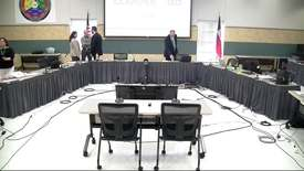 Thumbnail for entry Leander ISD Board Meeting 5-16-19