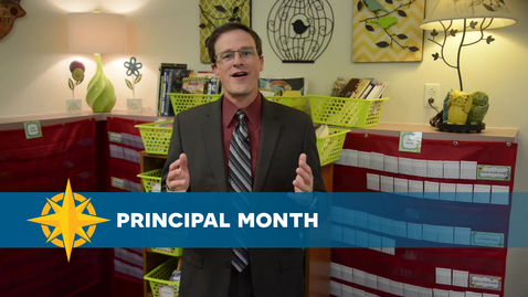 Thumbnail for entry Webcast: Principal Month