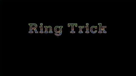 Thumbnail for entry LISD String Activity_Ring Trick