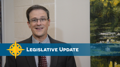 Thumbnail for entry Legislative Update
