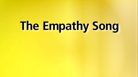 Thumbnail for entry 2nd-15.0 Managing Anger - Empathy Song