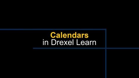 Thumbnail for entry Ultra Nav Calendars
