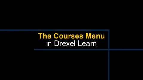 Thumbnail for entry Ultra Nav Courses
