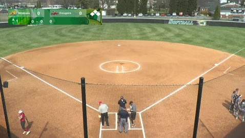 Thumbnail for entry Softball vs. Caldwell (Game 2)