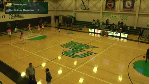 Thumbnail for entry Women's Basketball vs. Goldey-Beacom