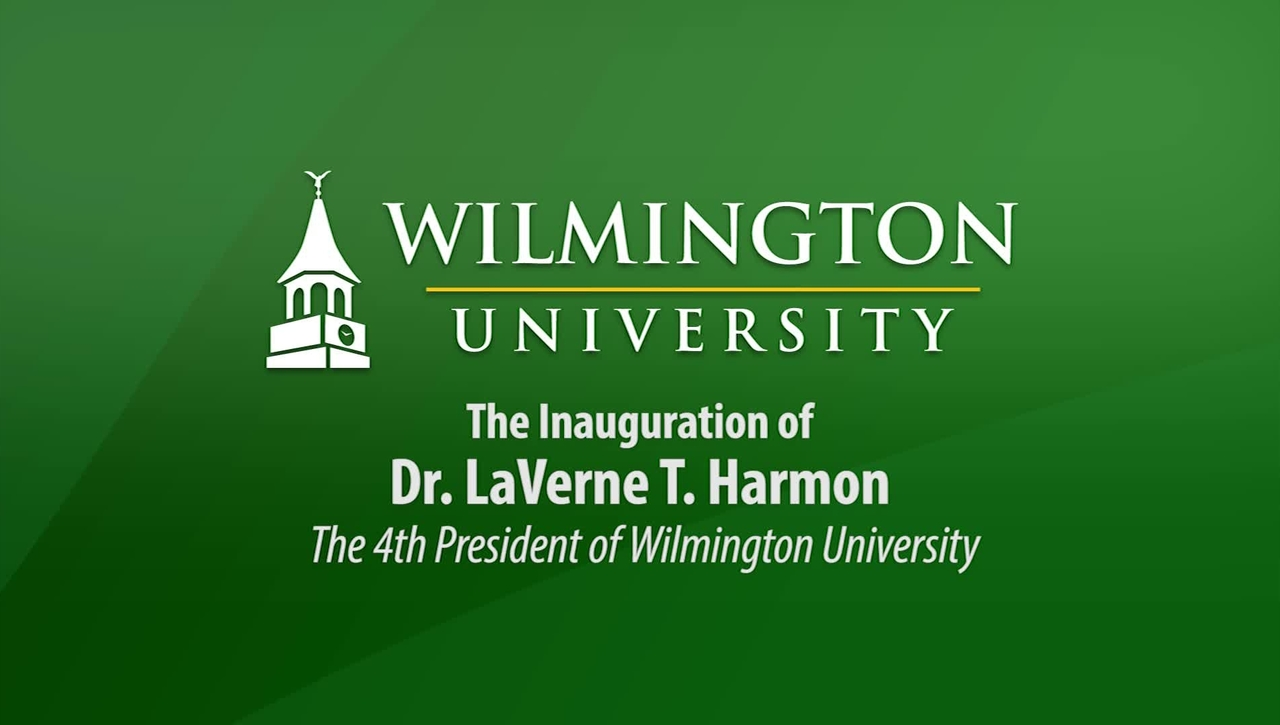 The Inauguration of Dr. LaVerne T. Harmon