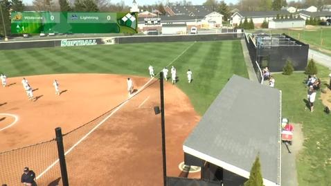 Thumbnail for entry Softball vs. Goldey-Beacom Game 2