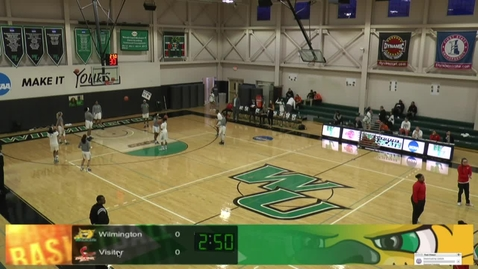 Thumbnail for entry Women's Basketball vs. Chestnut Hill