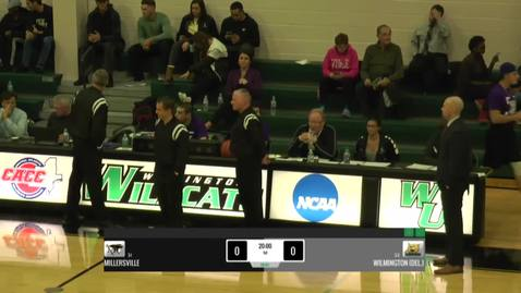 Men's Basketball vs. Millersville University