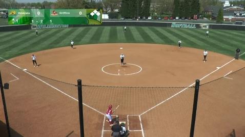 Thumbnail for entry Softball vs. Chestnut Hill (Game 1)