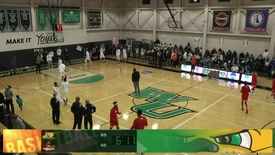 Thumbnail for entry Men's Basketball vs. Chestnut Hill
