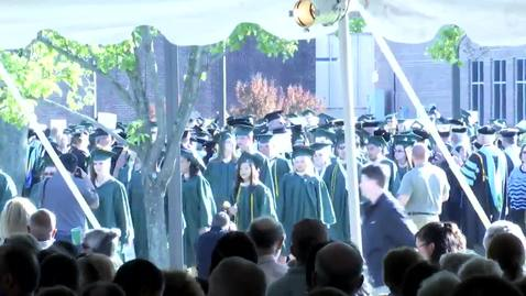 Georgetown Commencement May 2016