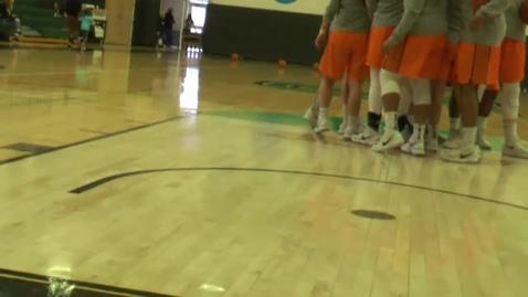 Thumbnail for entry Women's Basketball vs. Post