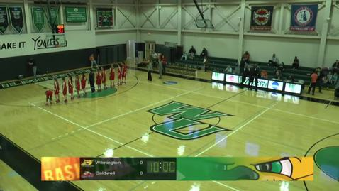 Thumbnail for entry Women's Basketball vs. Caldwell University