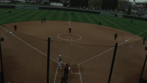 Thumbnail for entry Softball vs. East Stroudsburg (Game 1)