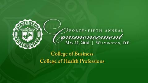 College of Business-College of Health Professions