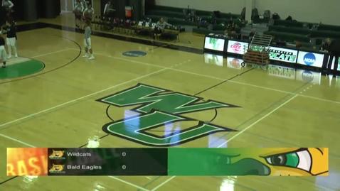 Thumbnail for entry Women's Basketball vs. Lock Haven