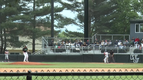 Thumbnail for entry Baseball vs. Nyack College