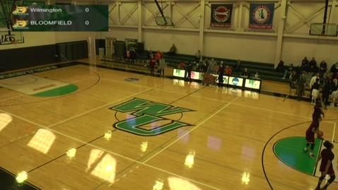 Thumbnail for entry Women's and Men's Basketball vs. Bloomfield