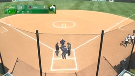 Thumbnail for entry Softball vs. Dominican (Game 2)