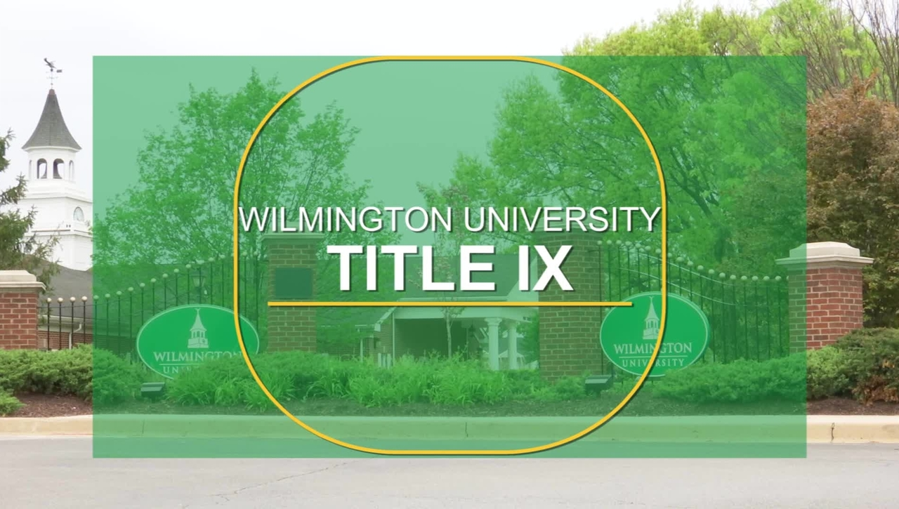 Title IX at Wilmington University