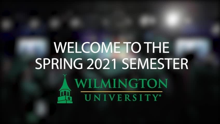 Welcome to the Spring 2021 Semester!