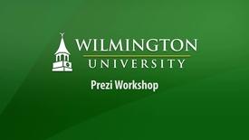 Thumbnail for entry Prezi Workshop