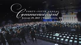 Thumbnail for entry Winter 2017 Commencement Highlights