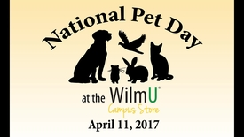 Thumbnail for entry National Pet Day at the Campus Store