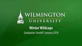 Thumbnail for entry Wildcaps: A Graduation Sendoff