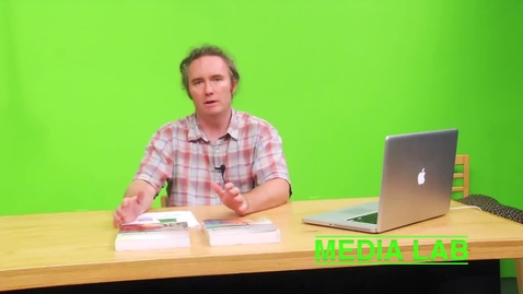 Thumbnail for entry Lighting for Green Screen - Media Lab Workshop #4