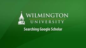 Thumbnail for entry Google Scholar
