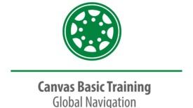 Thumbnail for entry 1. Canvas Basic - Global Navigation