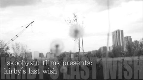 Thumbnail for entry East Coast Reboot 2015  – Film Race – Kirby's Last Wish