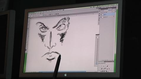 Thumbnail for entry Digital Drawing - Media Lab Workshop #7