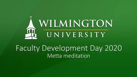 Thumbnail for entry Metta Meditation