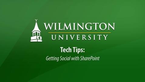 Thumbnail for entry Tech Tips - October