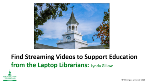 Thumbnail for entry Videos for Education