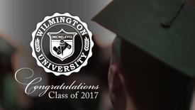 Thumbnail for entry Spring 2017 Commencement Highlights: Wilmington