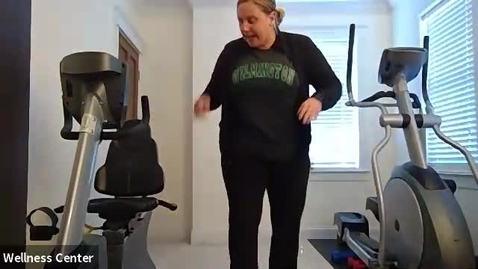 Thumbnail for entry Take 15-Move it with Melissa: Low Impact Cardio & Stretch