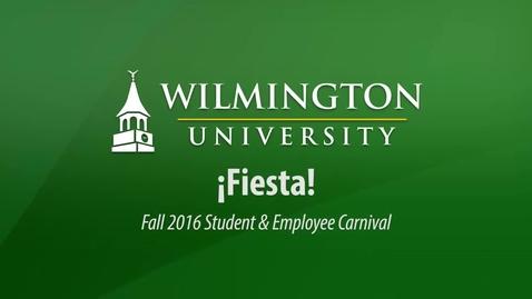 Thumbnail for entry Fall 2016 Carnival