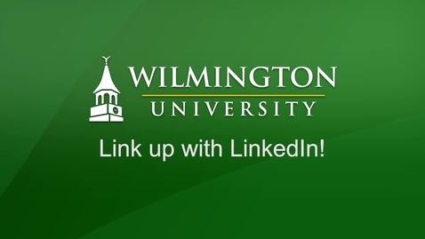 Thumbnail for entry Link up with LinkedIn