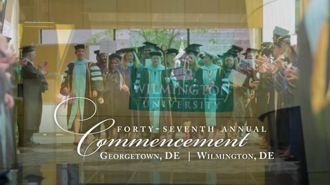 Thumbnail for entry Spring Commencement 2018 Video Highlights